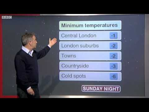 BBC Weather   London Heathrow Airport mp4