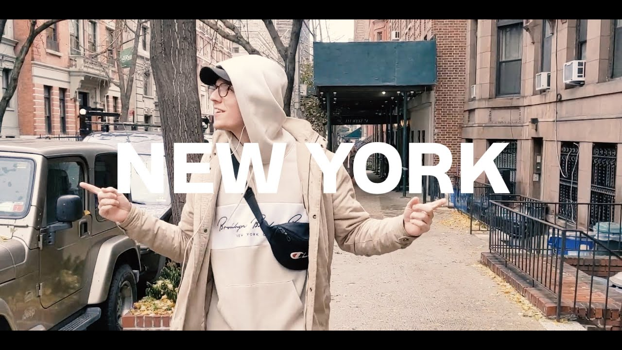 New York - ZACHARY (Lyric Video)