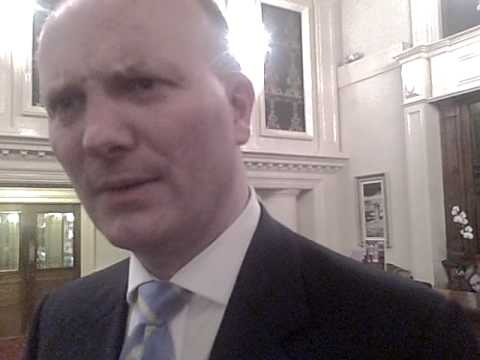 "Declan Ganley Re ""Rendition"" & Torture Of People By The CIA Through Shannon Airport"