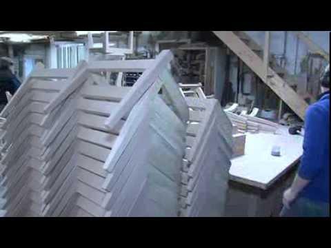 McGuigan Furniture-Manufacturing process
