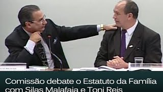 Comissão debate o Estatuto da Família com Silas Malafaia e Toni Reis - Parte 1