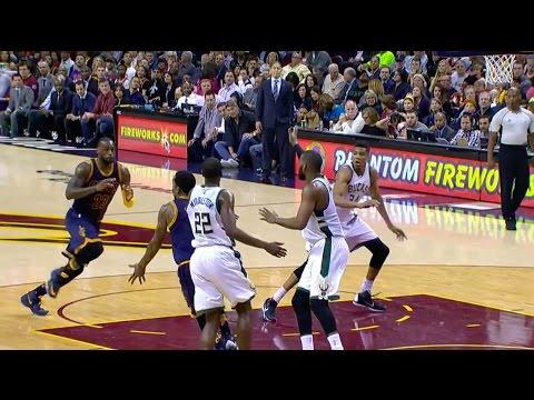 LeBron James - Off Ball Movement 15/16