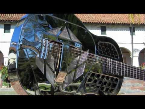 12 String HOT ROD TRICONE Resonator Guitar DEMO
