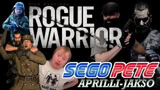 Sego Pete - Rogue Warrior (PS3) (J65)