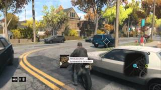 Video Detente :Watch Dogs ( Xbox 360)