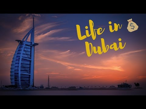 LIVING IN DUBAI  [VISAS, Reality of life, Luxury, Costs and More]