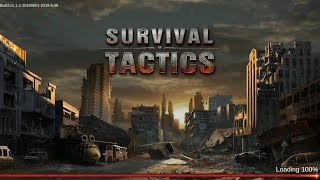 Survival Tactics Gameplay | Android Strategy Game