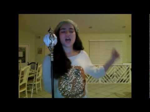 Zat You Santa Claus - Louis Armstrong (Cover by Tina)