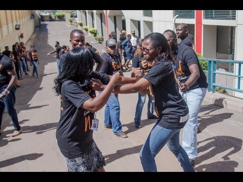 FHI 360 Nigeria mannequin challenge