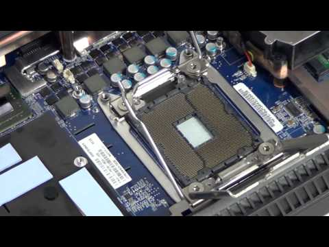 12 core 24 thread Laptop: Intel Xeon E5-2697 v2 based EUROCOM Panther 5 Mobile Supercomputer