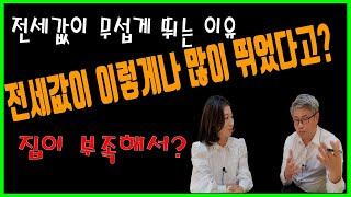 서울전세값, 임대차3법5개월동안 직전5년치만큼 올랐다/…