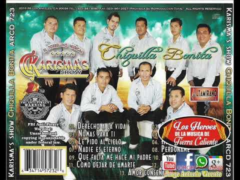 NOMAS PARA TI.-EL TORBELLINO MUSICAL KARISMA,S SHOW