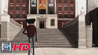 "CGI 3D Animated Short HD: ""Dripped"" - by Chez Eddy"
