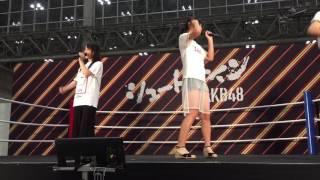 2017.06.25 倉野尾成美気まぐれオンステージ.