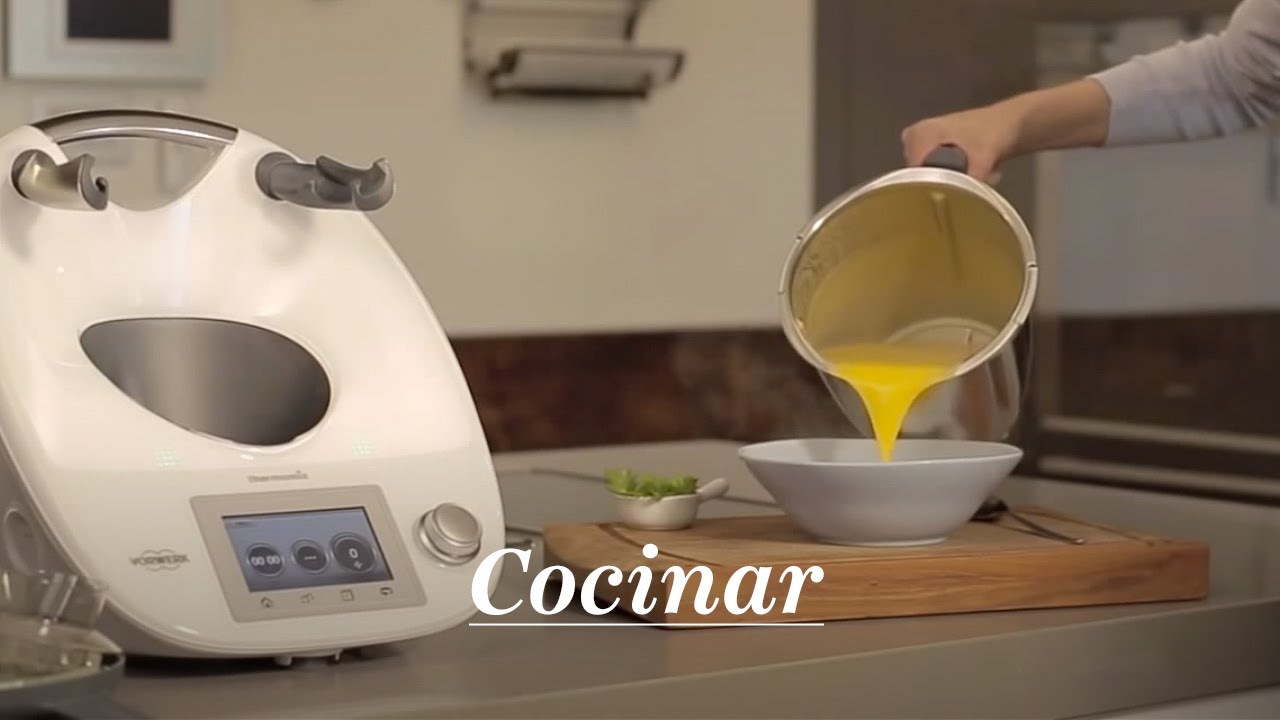 C mo cocinar thermomix tm5 es youtube for Cocinar con thermomix tm5