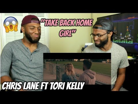 Chris Lane - Take Back Home Girl ft. Tori Kelly (REACTION)