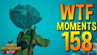 PUBG Funny WTF Moments Highlights Ep 158 (playerunknown's battlegrounds Plays)