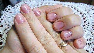 БИОГЕЛЬ: Укрепление ногтей / Strengthening with Biogel/ part 3(Укрепление натуральных ногтей биогелем. Простой способ укрепить ногтевую пластину. ===ЖМИ тут ЕСТЬ НУЖНАЯ..., 2013-01-19T16:19:32.000Z)