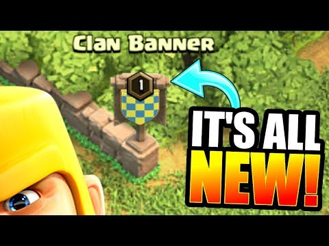 ITS ALL NEW!! - Clash Of Clans - OFFICIAL 5v5 + NEW PERMANENT CLAN!