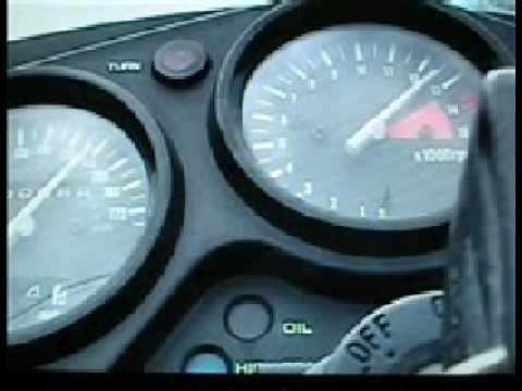 1996 Honda Cbr 600f3 0 154 Youtube