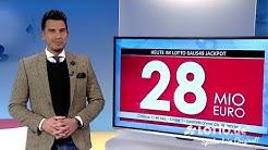 Ziehung der Lottozahlen vom 19.01.2019