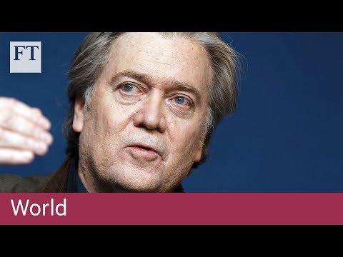 Steve Bannon on populism
