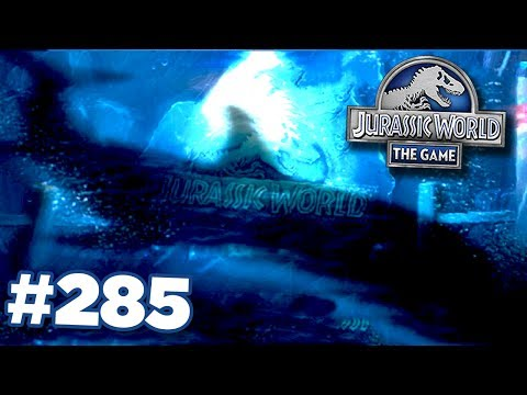 The Apex Predator Approaches!!! || Jurassic World - The Game - Ep285 HD