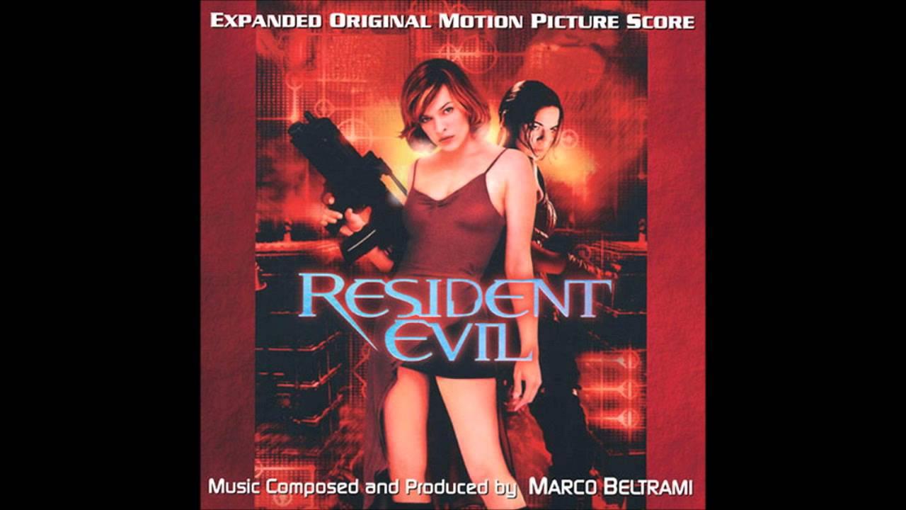 Resident evil movie songs