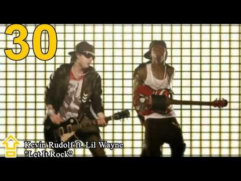 Jesse's Top 50 Singles Of 2009