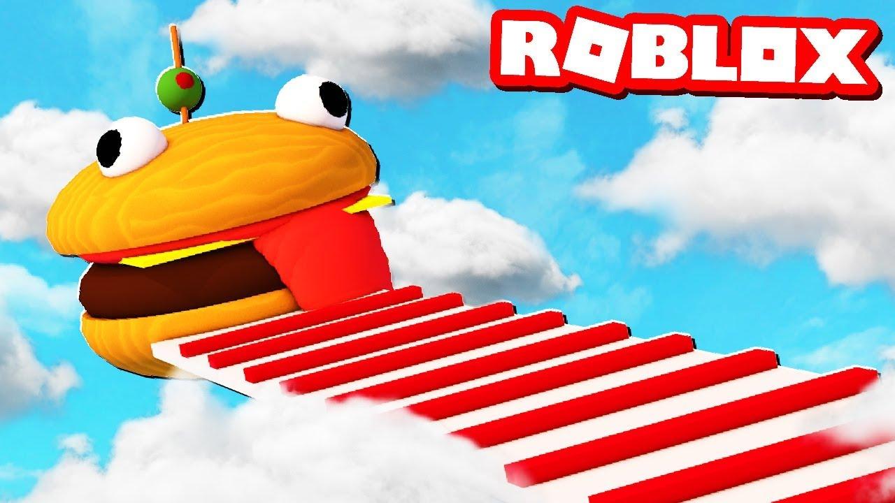 Escape Fortnite Obby In Roblox Youtube