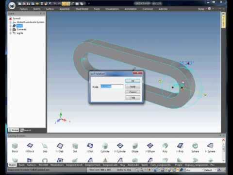 SOLIDWORKS or IronCAD Compare and