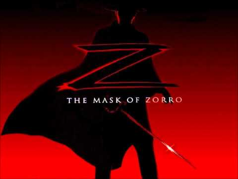 The Mask of Zorro--Zorro's Theme song