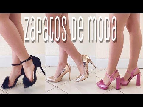ZAPATOS DE MODA, BONITOS Y BARATOS 💰