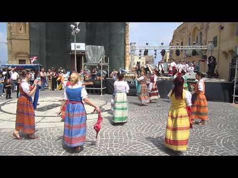 Folk Dance Malta