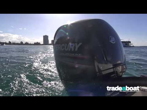 75hp and 80hp Mercury FourStroke outboard motors