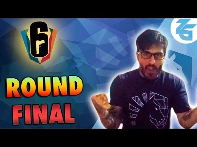 Round Final e comemoração - Meu POV