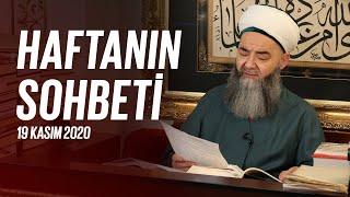 Cübbeli Ahmet Hocaefendi ile Haftanın Sohbeti 19 Kasım 2020