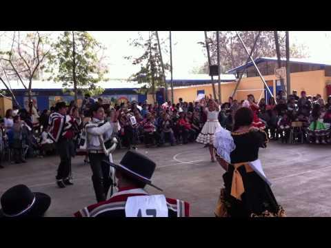 CUECA EN CARLOS PRATS