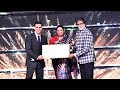 Amitabh Bachchan 'Indian Film Personality of the Year' award at IFFI 2017