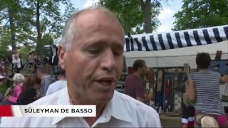 Så firade folket och kungafamljen nationaldagen - Nyheterna (TV4)