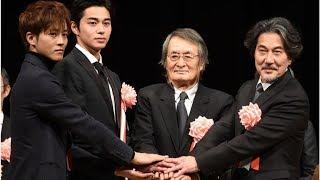 「モリのいる場所」山崎努がヨコハマ映画祭で特別賞に、樹木希林の不在...