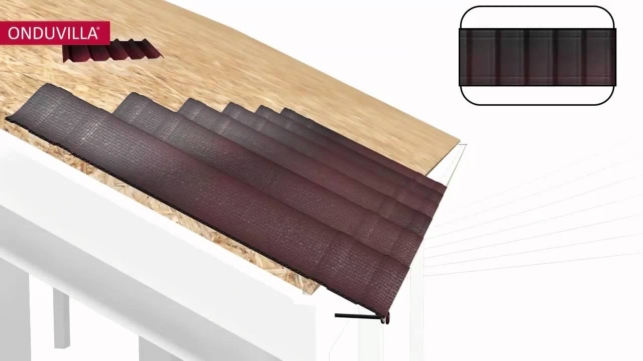 [Made By Me] How To Install Onduline Onduvilla Roofing For A Leasure Housing