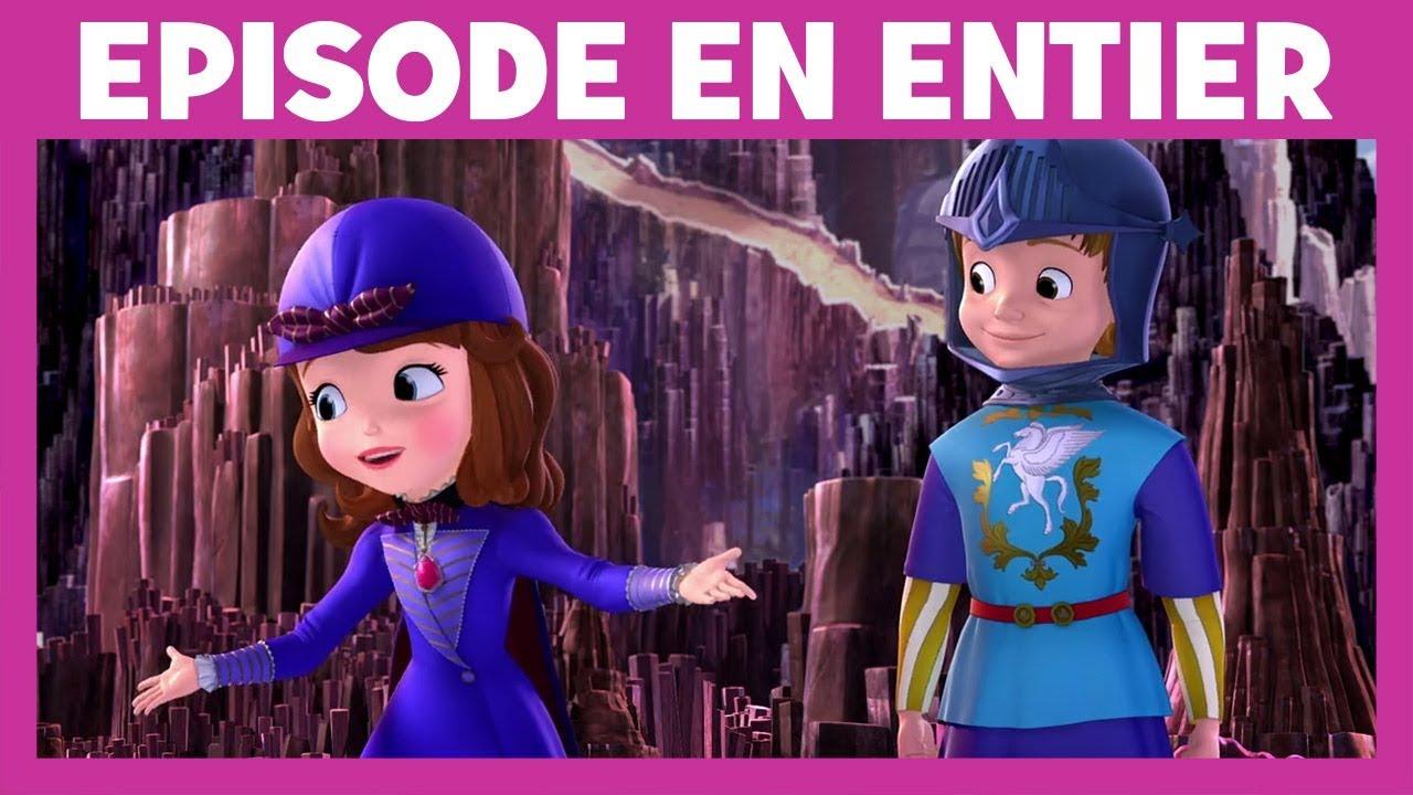 Princesse Sofia Moment Magique Sofia Aide Les Dragons Youtube