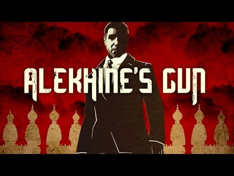 Alekhine's Gun - Assassin Man: Blood Cash