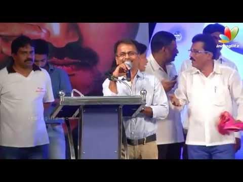 AR Murugadoss speech at 'Kaththi' Success Meet in Coimbatore Hindustan College   Anirudh, Vijay