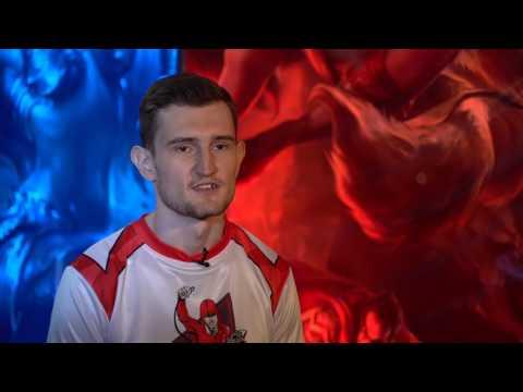 Интервью Дмитрий «DimaJke» Гуща