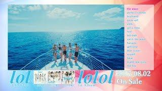 8月2日発売のアルバム「lolol」の商品紹介映像を公開! 一緒に笑顔にな...