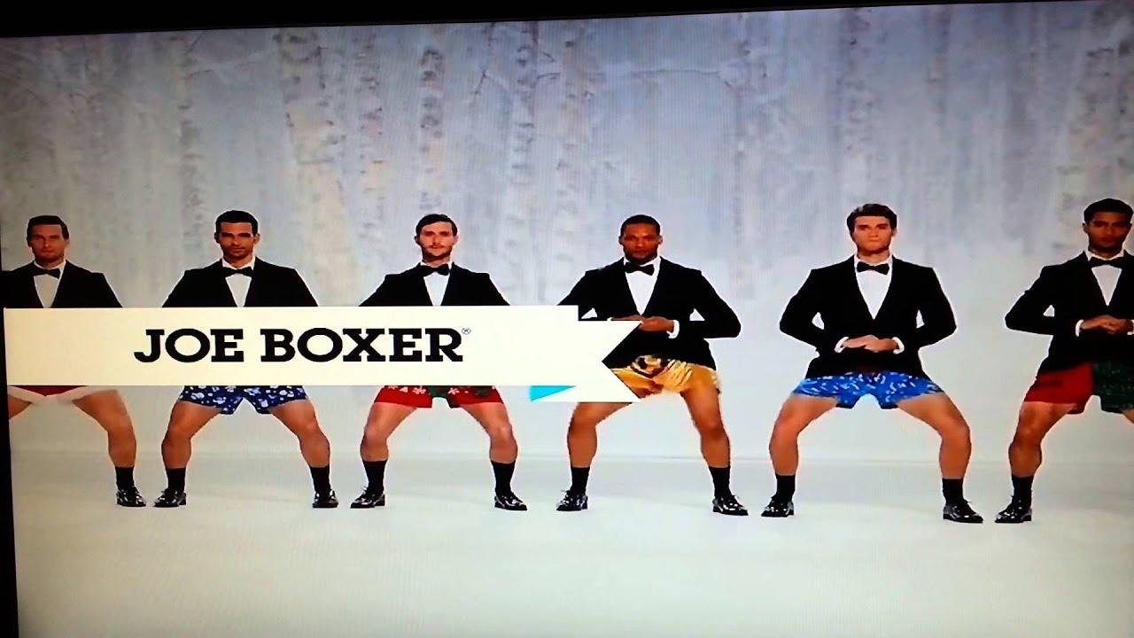 Kmart joe boxer ad - YouTube