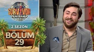 Survivor Panorama 2.Sezon   29.Bölüm