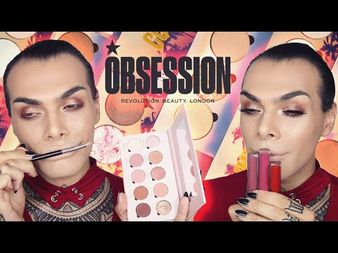 TESTING OBSESSION MAKEUP NEW RANGE + SWATCHES